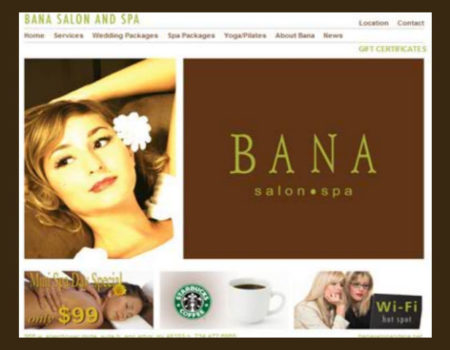 Bana salon and spa