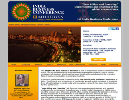 India Business Conference